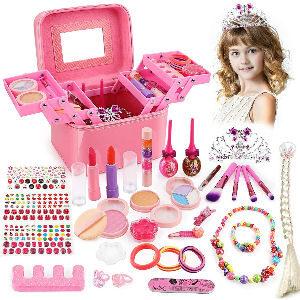 Caja de maquillaje para niñas y niños