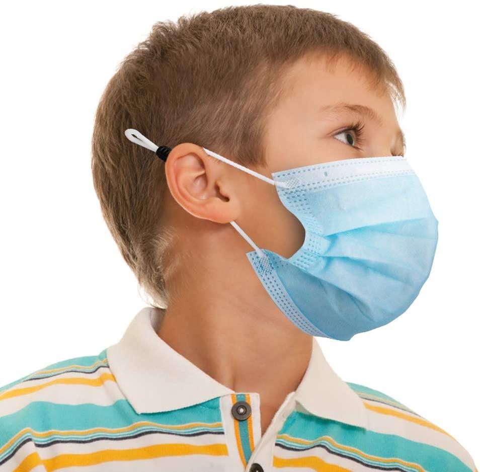 Como ajustar las mascarillas infantiles a tu hijo