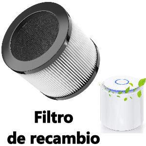 Filtro de recambio para purificador de aire portátil SY-701