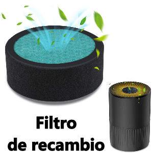 Filtro para purificador de aire con filtro HEPA Nobebird
