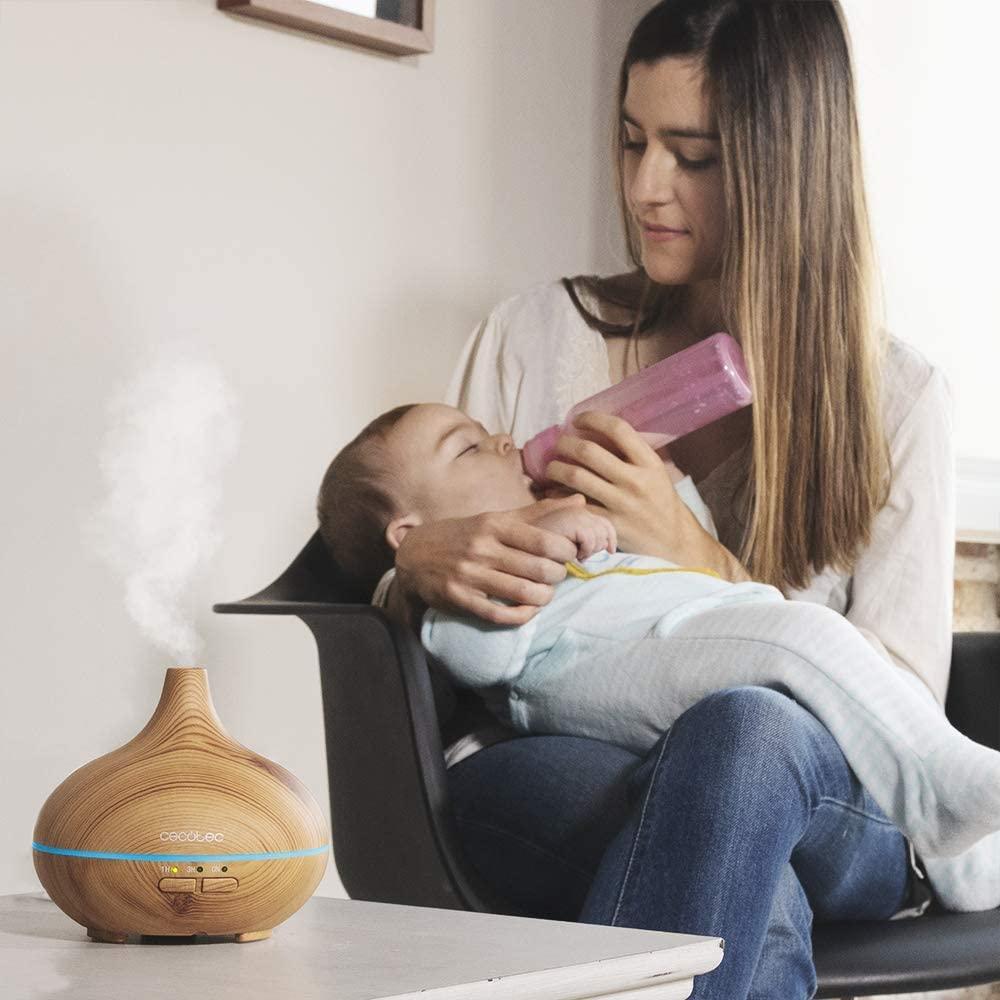 Humidificadores para bebés