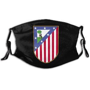 Mascarilla Atlético de Madrid reutilizable y lavable para hombres y mujeres