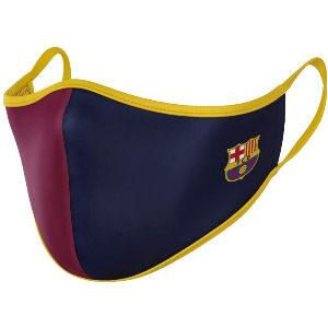 Mascarillas Barça