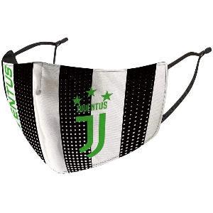 Mascarilla Juventus reutilizable y lavable