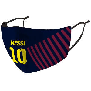 Mascarilla Messi Barça