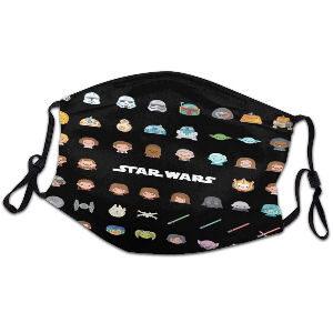 Mascarilla Star Wars para niños
