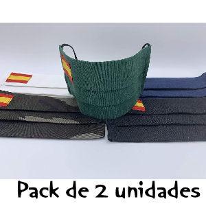 mascarilla españa pack