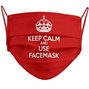 mascarilla keep calm