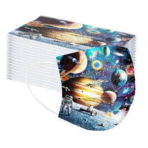 Mascarillas del espacio y del universo