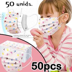 mascarillas higiénicas infantiles