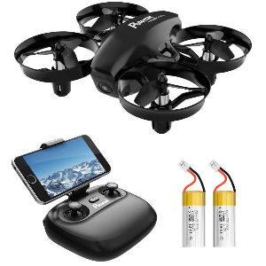 Mini dron para niños con cámara