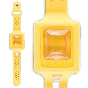 Pulsera infantil con gel hidroalcoholico