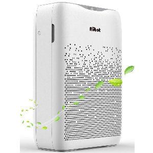 Purificador de aire con filtro HEPA Aiibot