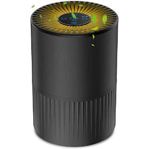 Purificador de aire con filtro HEPA Nobebird