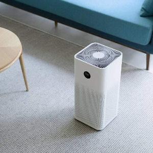 Purificadores de aire con filtros HEPA