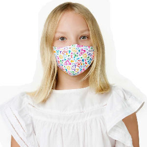 mascarilla higiénica reutilizable niños